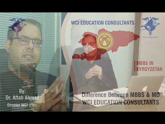What is the difference between MBBS and MD degree