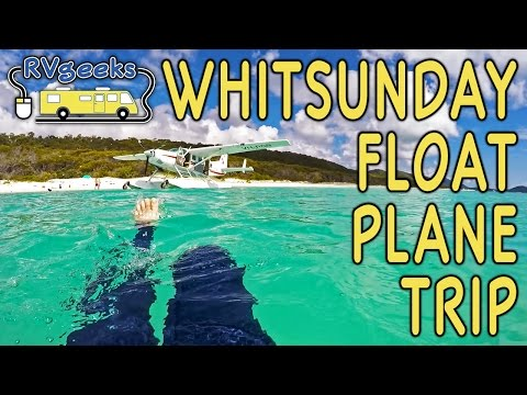 Whitsunday Islands Float Plane To Whitehaven Beach