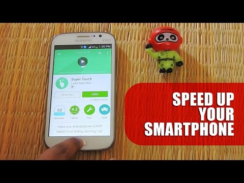 Speed Up Your Smartphone Runs Super Smooth And Save Battery