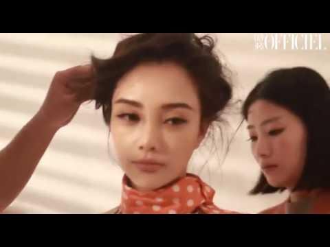 Li Xiaolu: LOFFICIEL China cover --- 李小璐