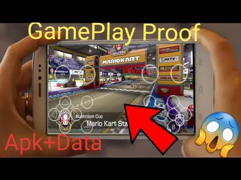 How To Download Mario Kart 8 Game Android & IOS Gameplay