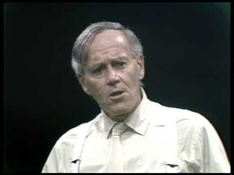 Clarence Darrow on William Jennings Bryan