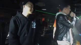 【地下八英里All Star Tour台北站 】 Q毛萬(台北)vs 趙磊 (北京)