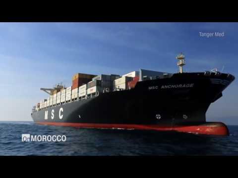 طنجة الكبرى ستصبح قريباً قطباً اقتصادياً عالمياَ و أول عربيا/Morocco Tangier