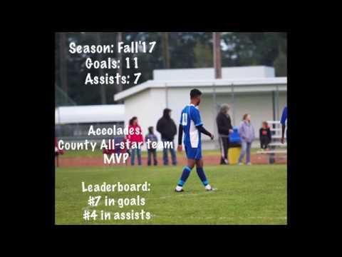 Shayer Khan | Jr | Soccer Highlight Video | Houghton Academy | 2017