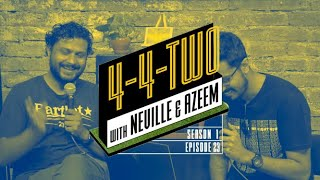 4-4-Two Podcast | Ep 23 | Coronavirus Special (feat. bonus FIFA)