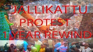 Tamil Nadu Historic Jallikattu Protest Powered by Youngsters | One Year Special report