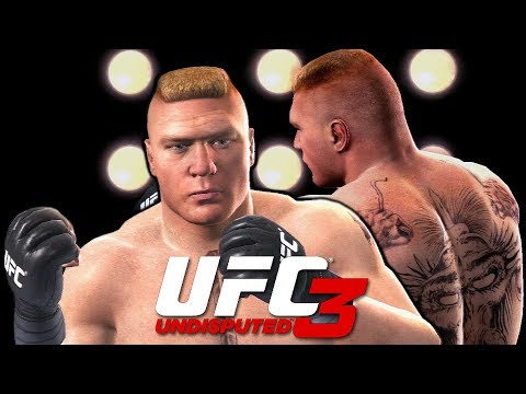 Another Area UFC Undisputed 3 Is Better Than EA UFC 3 - Event Mode