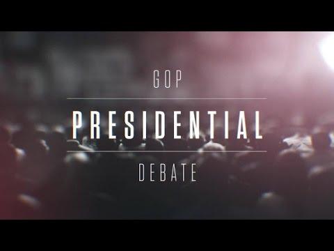 The CNN Republican Presidential Debates Trailer