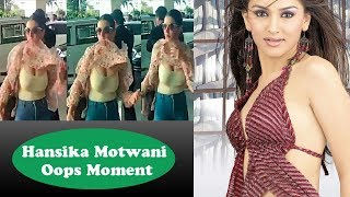 Hansika Motwani Unclothes Her 36B Inches Breast with 36 inches Bra Size