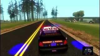 GTA San Andreas Sound Mod - 06 Crown Vic + Sirens [DOWNLOAD]