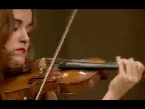 Marianna Vasilyeva plays at 14th International Henryk Wieniawski Violin Competition 2011 (Stage 1)