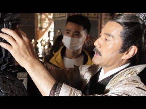 《鬥破蒼穹》導演特輯︰吳磊稱讚于榮光導演是現實版藥老 - YouTube