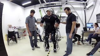 Miguel Nicolelis Helps Paralyzed Patients Learn to Move Again