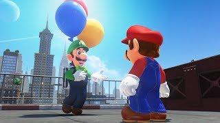 Super Mario Odyssey Update Trailer | Nintendo Direct Mini (Featuring Luigi)