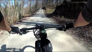 MTB  Budinjak  Dane  Stojdraga (DH gravel road)
