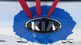 2020 Kia Telluride Re-Badge Tutorial