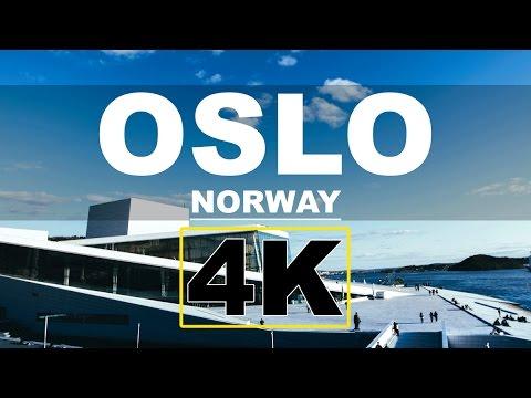 Download Oslo - Norway - 4K (Ultra HD) Amazing Planet 4K