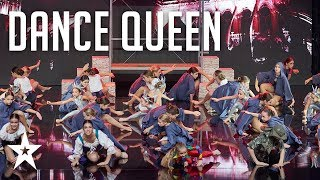 Dance Queen show us their majestic choreography│Supertalent 2018│Semi-Finals