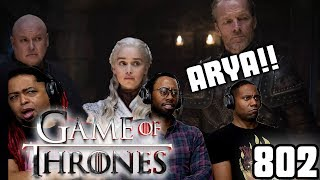 "Game Of Thrones - S08E02 """" REACTION / REVIEW (Season 8, Episode 2)"