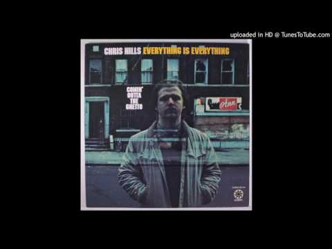 Chris Hills - Let Me Say This About That (1971)