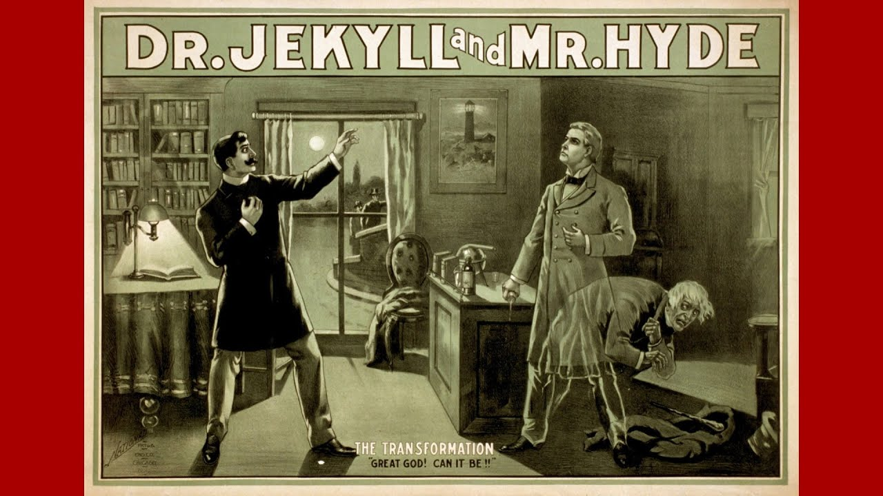 dr jekyll and mr hyde book report