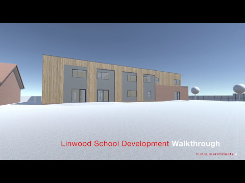 Linwood School Development - Walkthrough