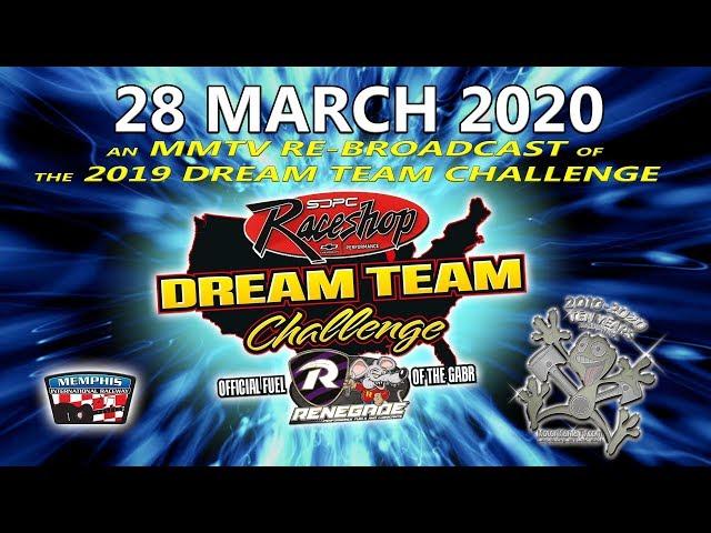 Great American Bracket Race - 2019 Dream Team