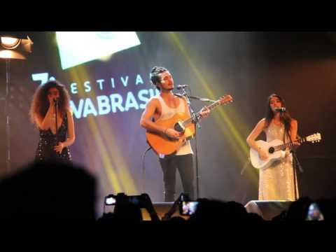 Anavitória e Tiago Iorc - Agora Eu Quero Ir @ Festival Nova Brasil FM