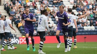 HIGHLIGHTS: Preston North End v Stoke City