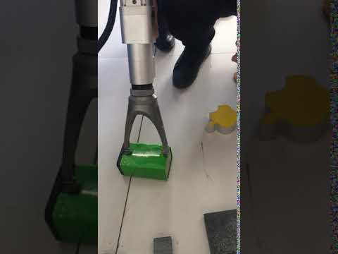 cnc laser rust removal cleaning machine