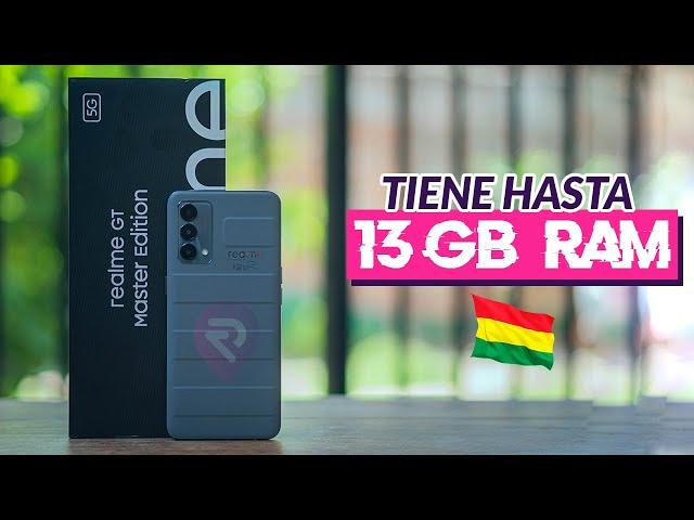 Realme GT MASTER EDITION│UNBOXING LATINOAMÉRICA│65W de CARGA RÁPIDA 😵😵