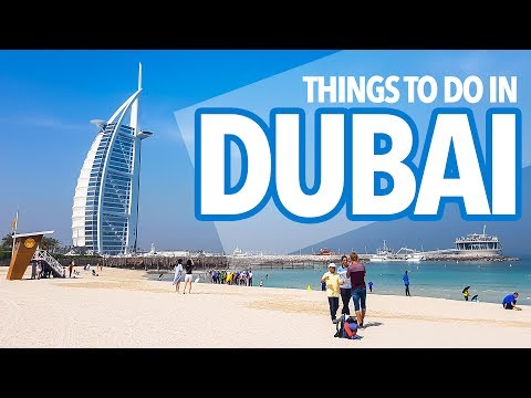 TRAVEL GUIDE DUBAI | WEEKEND | Attractions and must sees!