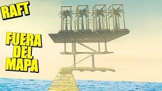 RAFT - BASE EN EL FIN DEL MUNDO + PREGUNTAS Y RESPUESTAS | Gameplay Español