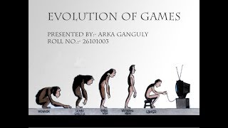 Gambar cover evolution of video games graphics in hd max 1952 to 2017