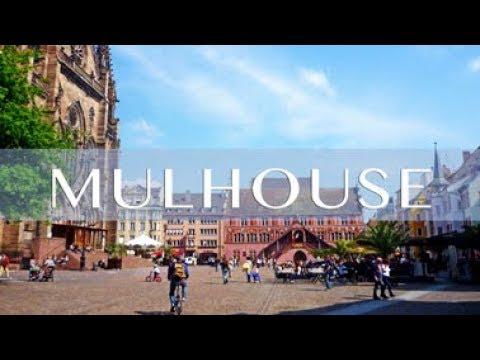 Bonjour France 45 - Mulhouse est une ville du département du Haut-Rhin.
