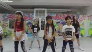 Танец под песню__ BTS Fire