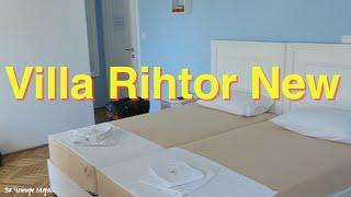 Villa Rihtor New Budva Montenegro Обзор Номера на вилле в Будве Черногория