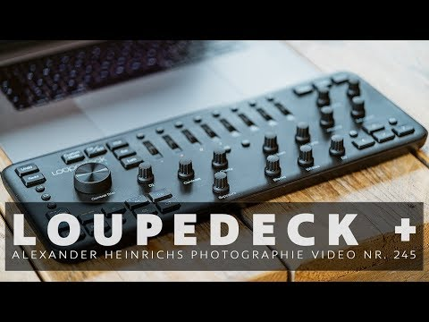 LOUPEDECK +- ah-photo Video 245