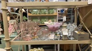 Tennyson Street Warehouse - Antique Shop   Antique & Vintage Glass