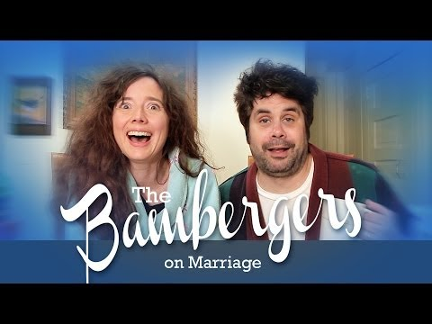 Top Marriage Tips - The Bambergers // Rocketship Red Happy Marriage Gurus