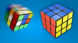 Magic Rubik's Cube Revealed