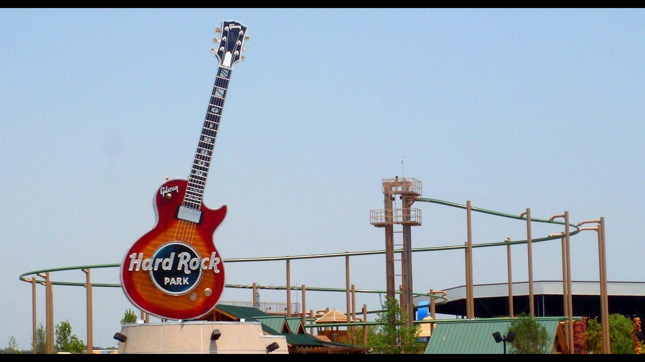 Hard Rock Theme Park In Myrtle Beach