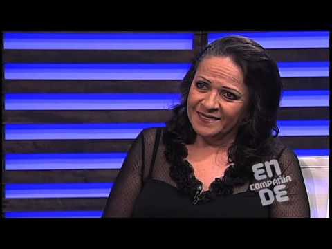 En companía de...Nora Velázquez  02/09/12