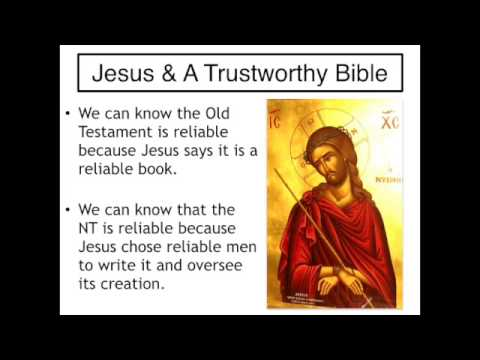 Can You Trust The Bible - Part 2 - Bryan Fergus - 06/01/2014