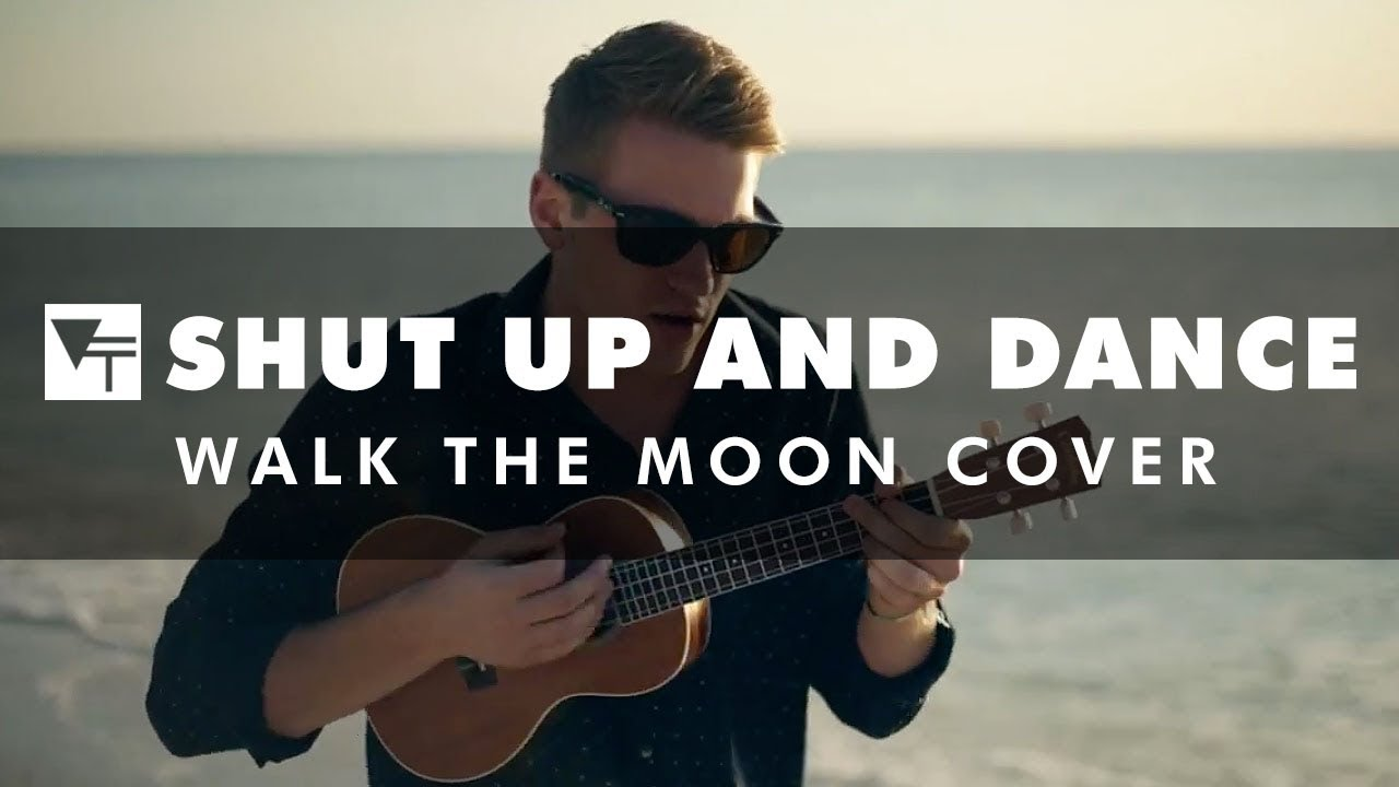 Vinyl Theatre Shut Up And Dance Walk The Moon Cover
