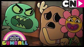 Gumball Türkçe | Çiçek | çizgi film | Cartoon Network