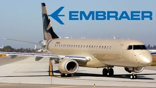 HD Embraer Lineage 1000 N588AH Takeoff from San Jose International Airport