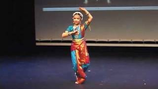 Josi performing saraswati vandana.avi