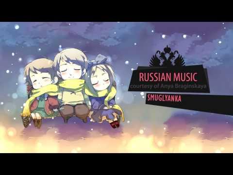 APH Hetalia - Russia - Smuglyanka